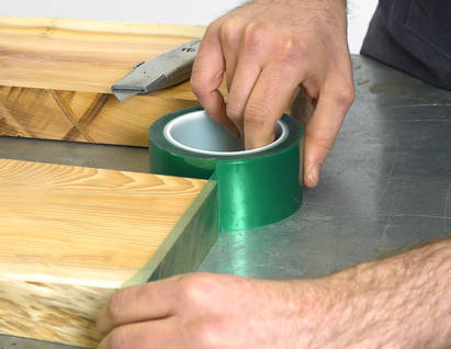 Resin Barrier/Release Tape